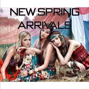 🌸💐 NEW SPRING ITEMS ARRIVING DAILY 💐🌸